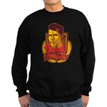 Barack Is My Comrade Sweatshirt (dark)