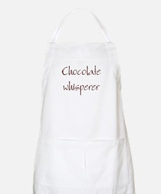 Chocolate Whisperer BBQ Apron