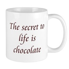 Secret Is Chocolate Mug