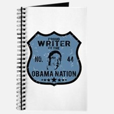 Writer Obama Nation Journal