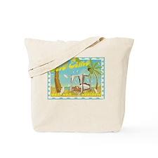 Twilight Shirt-Isle Esme: Sun,Fun...Feathers! Tote