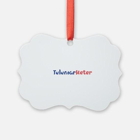 Telemarketer Ornament