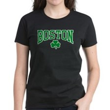 Boston Shamrock Tee