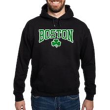 Boston Shamrock Hoody