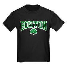 Boston Shamrock T