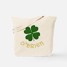 Irish O'Brien Tote Bag