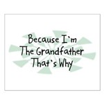 Because Grandfather Small Poster