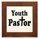 Youth Pastor Framed Tile