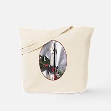 Flute Christmas  Tote Bag