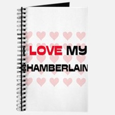 I Love My Chamberlain Journal