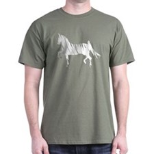 Saddlebred Horse T-Shirt