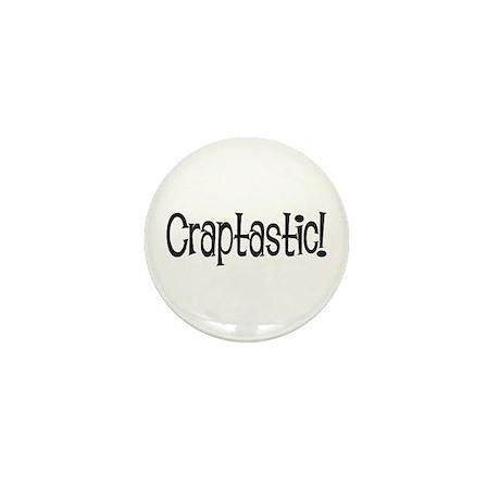 Craptastic! Mini Button (100 pack)