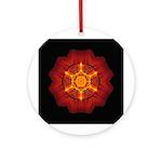 Marigold I Ornament (Round)