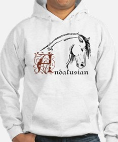 Andalusian Horse Hoodie
