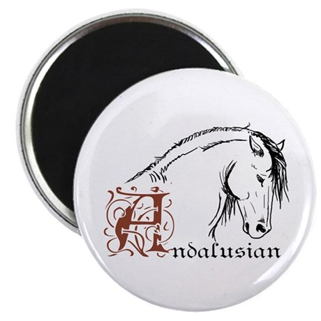 Andalusian Horse Magnet