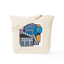 Film Making Tote Bag