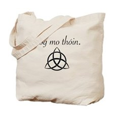 Cool Trinity knots Tote Bag