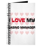 I Love My Casino Manager Journal
