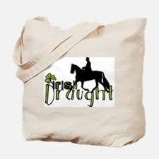 Irish Draught Horse Tote Bag