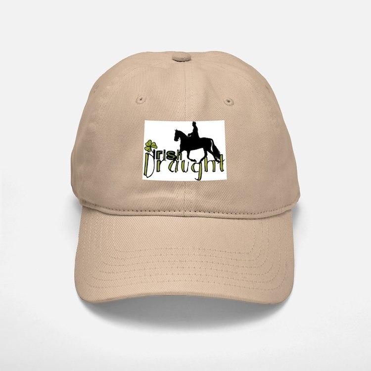 Irish Draught Horse Baseball Baseball Cap