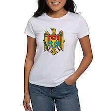 Moldova Coat Of Arms Tee