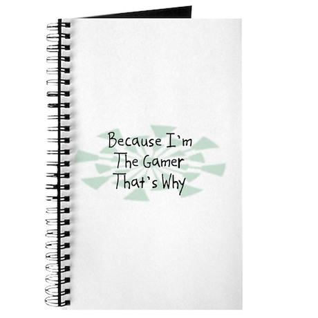 Because Gamer Journal