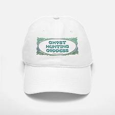 Ghost Hunting Goddess Baseball Baseball Cap