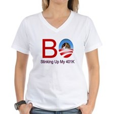 401K blues T shirt