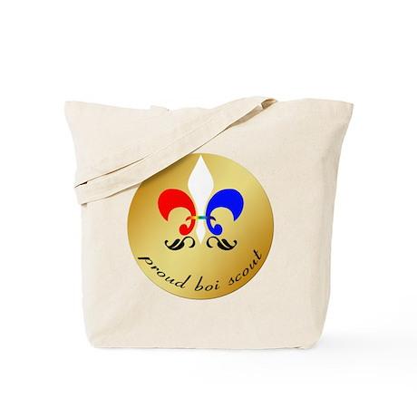 Boi Scout Tote Bag