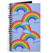 Many Sparkle Rainbows Journal
