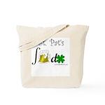 St. Pat's Beer Integral - Tote Bag