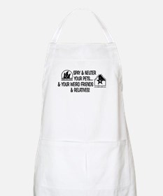 Spay & Neuter Fun! BBQ Apron