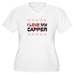 I Love My Capper T-Shirt