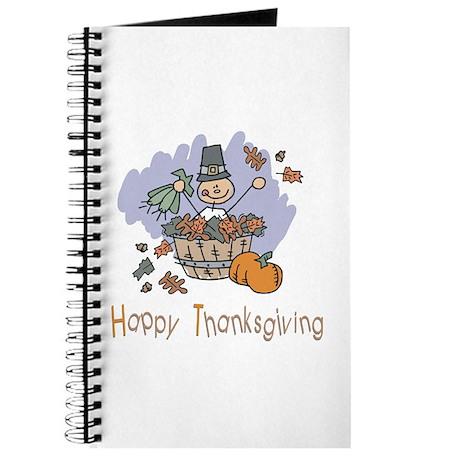 Happy Thanksgiving Journal