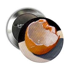 "Broken Egg Shell Artwork 2.25"" Button (10 pack)"