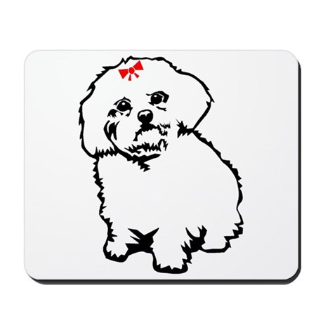 Red Mousepad