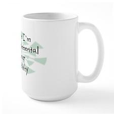 Because Environmental Engineer Mug