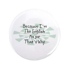 Because English Major 3.5