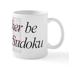 Rather Sudoku Mug