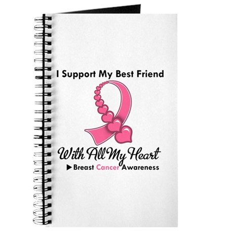 Breast Cancer Best Friend Journal