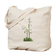 lily of Valley Tote Bag