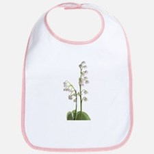 lily of Valley Bib