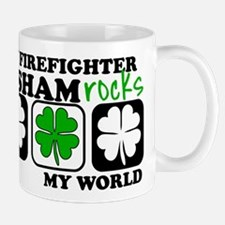 ShamROCKS (Firefighter) Mug