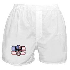 Skull Flag; Boxer Shorts