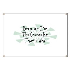 Because Counselor Banner