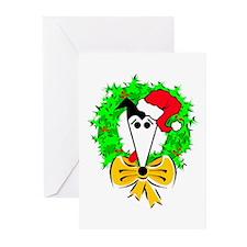 HEISMAN HEAD WREATH GREETING CARDS (Pk of 10)