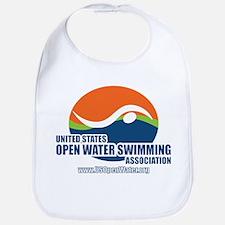Cute Olympic swimming Bib
