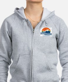 Unique Olympic swimming Zip Hoodie