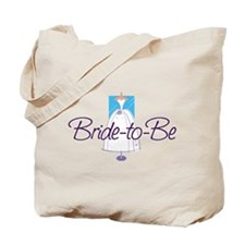 Bride-to-Be: Tote Bag