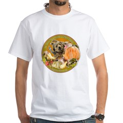 DDB Thanksgiving White T-Shirt